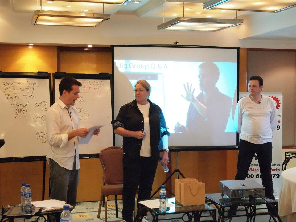 The SEO Method 3 - Workshop in the Philippines